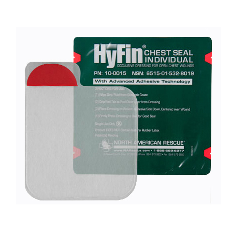 North American Rescue Hyfin Chest Seal