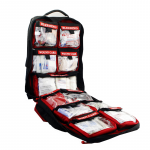 Mobile Aid Kit Backpack (MAK) with Medical Supplies