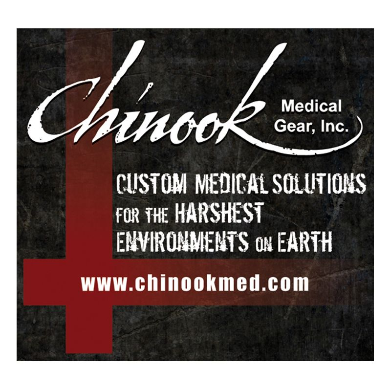 Basin Printing & Imaging Chinook Sticker