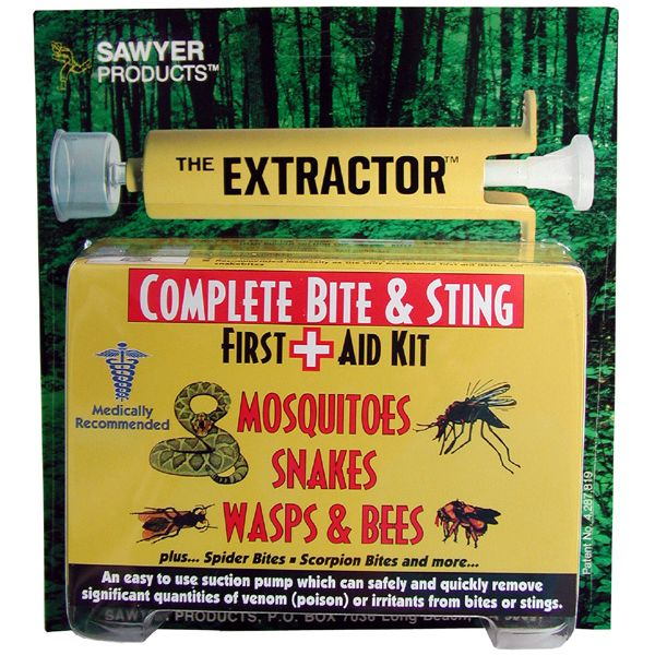 Sawyer Products Sawyer Bite and Sting Extractor Pump