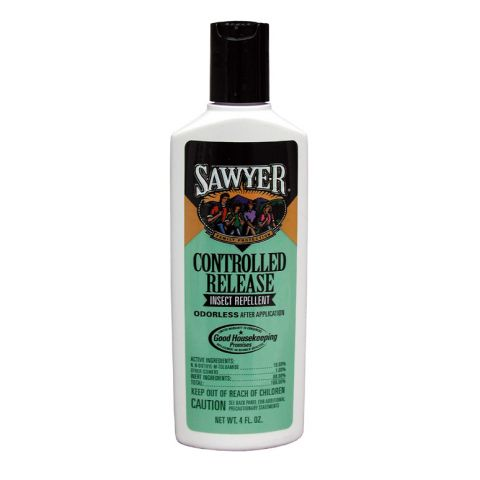 chinook medical gear Sawyer Controlled Release Insect Repellent, 20% DEET