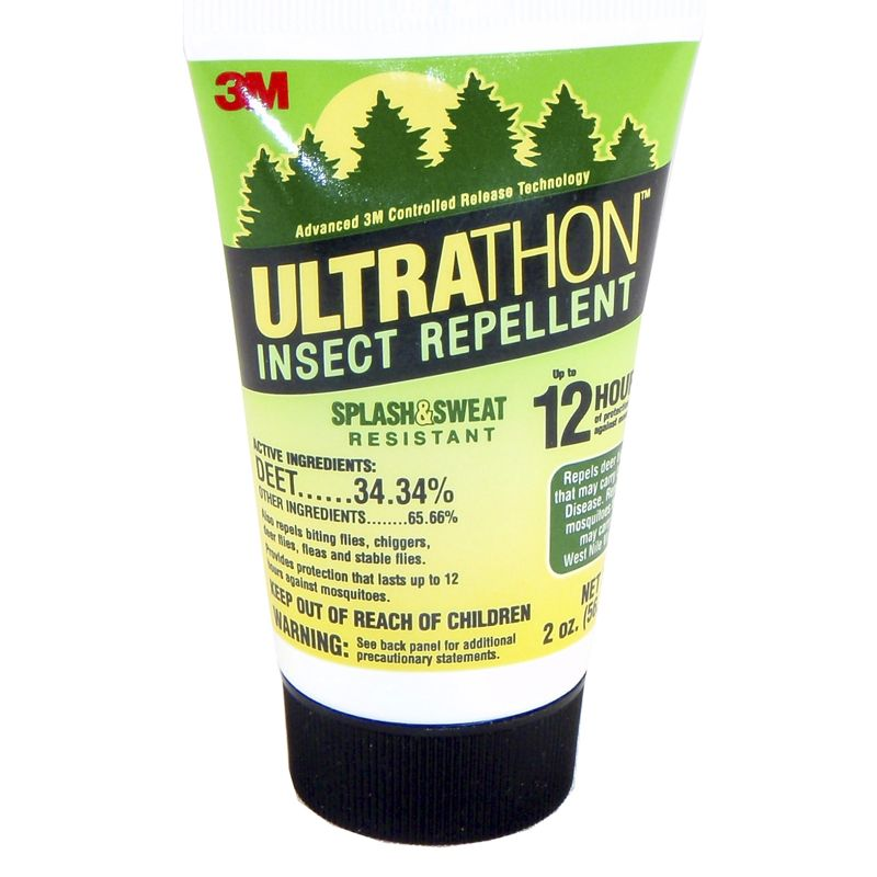 3M - Scientific Angler Ultrathon Insect Repellent Lotion, 34% DEET