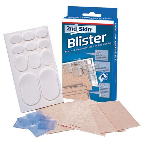Liberty Mountain Accounting 2nd Skin Blister Kit