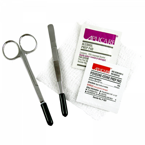 Sterile Suture Removal Pack