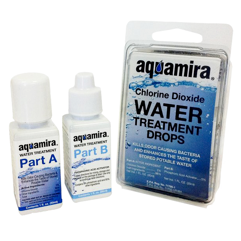 Aquamira Technologies Inc. Aquamira Water Treatment Drops