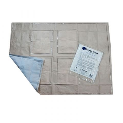 TECHTRADE LLC Ready-Heat Disposable Heated Blanket, 34