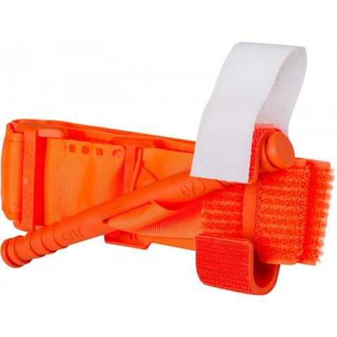 North American Rescue Combat Application Tourniquet (CAT), Rescue Orange