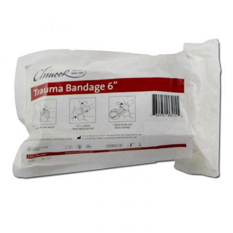 PerSys Medical CMG Trauma Bandage, 6