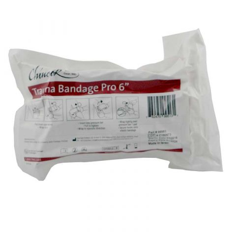Chinook Medical Gear CMG Trauma Bandage Pro, 6