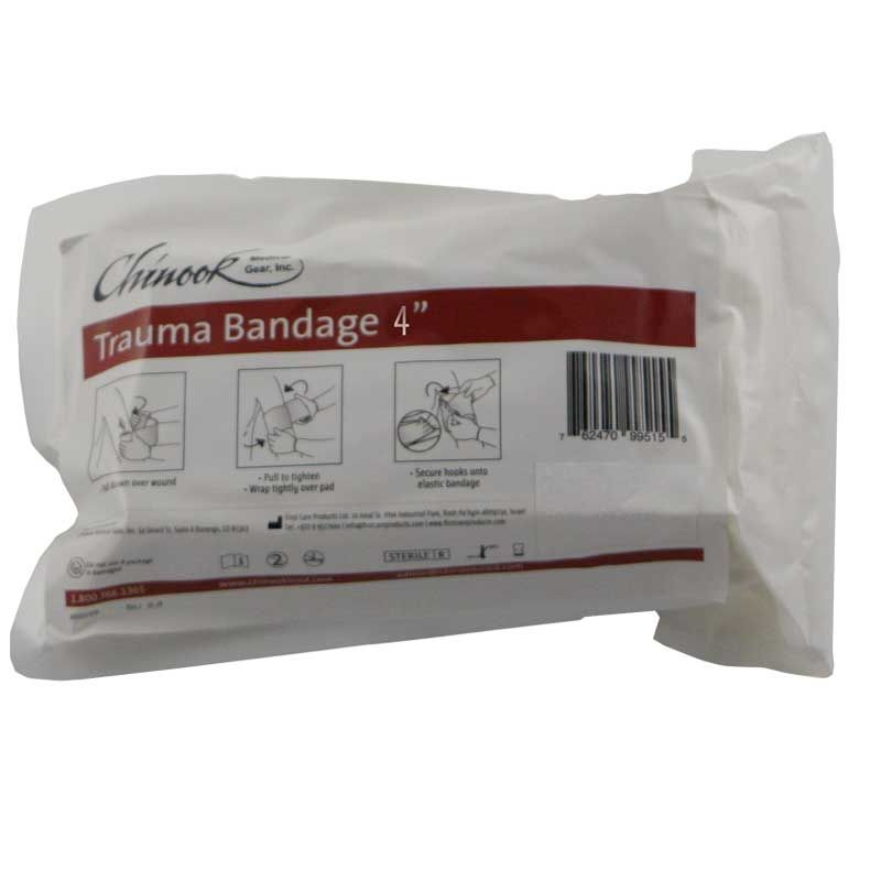 PerSys Medical CMG Trauma Bandage, 4