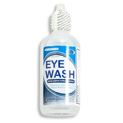 Eye Wash, 4 oz.