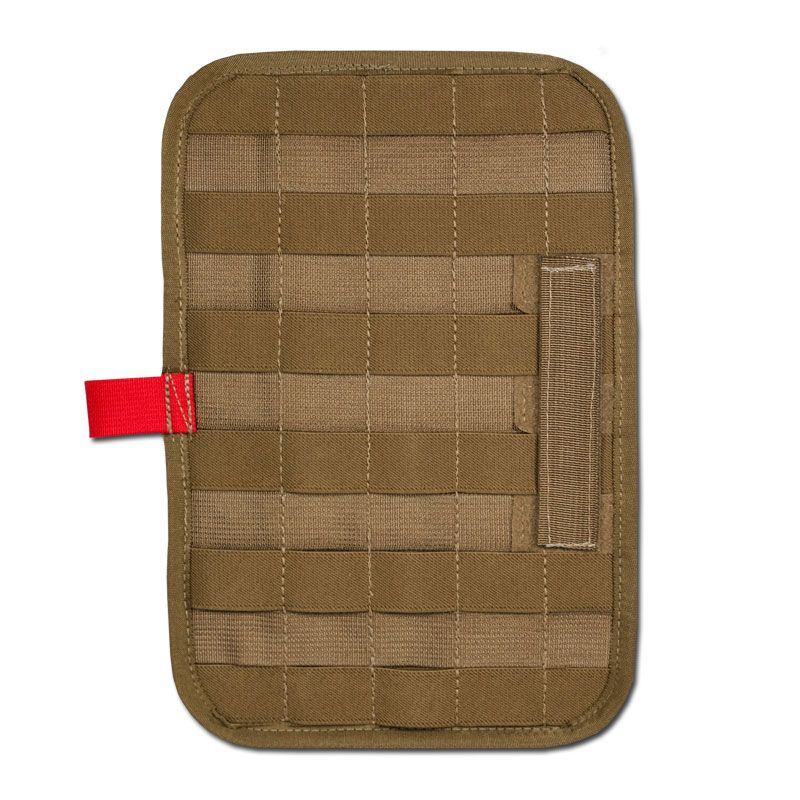 Tactical Tailor Instrument Panel, Coyote Brown