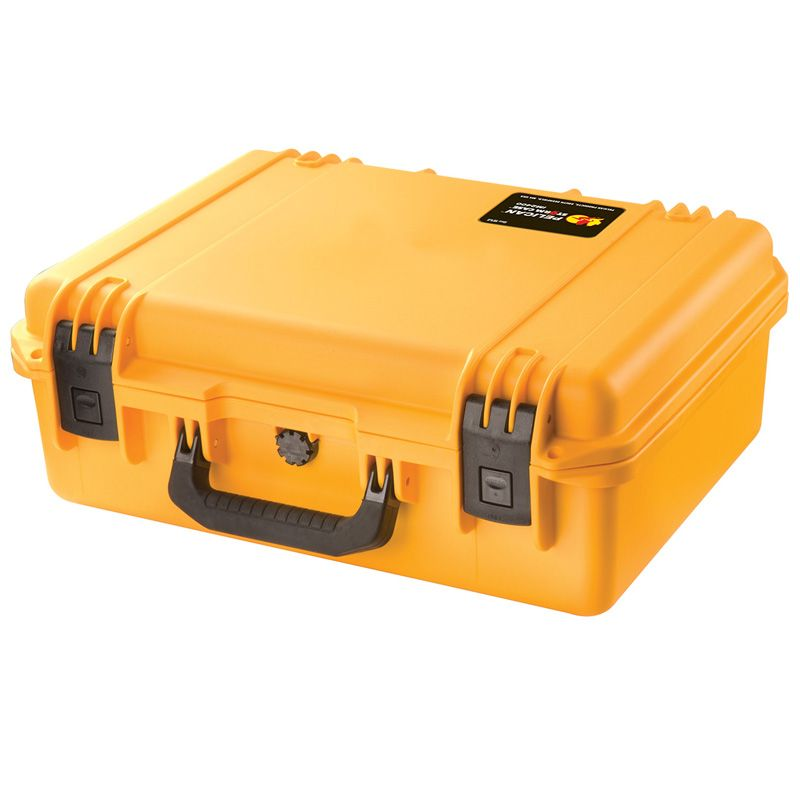 Pelican Products, Inc Pelican iM2400 Storm Case, Yellow (No Foam)
