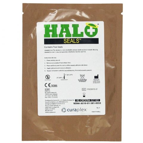 Bound Tree Medical HALO Seals (2/pk)