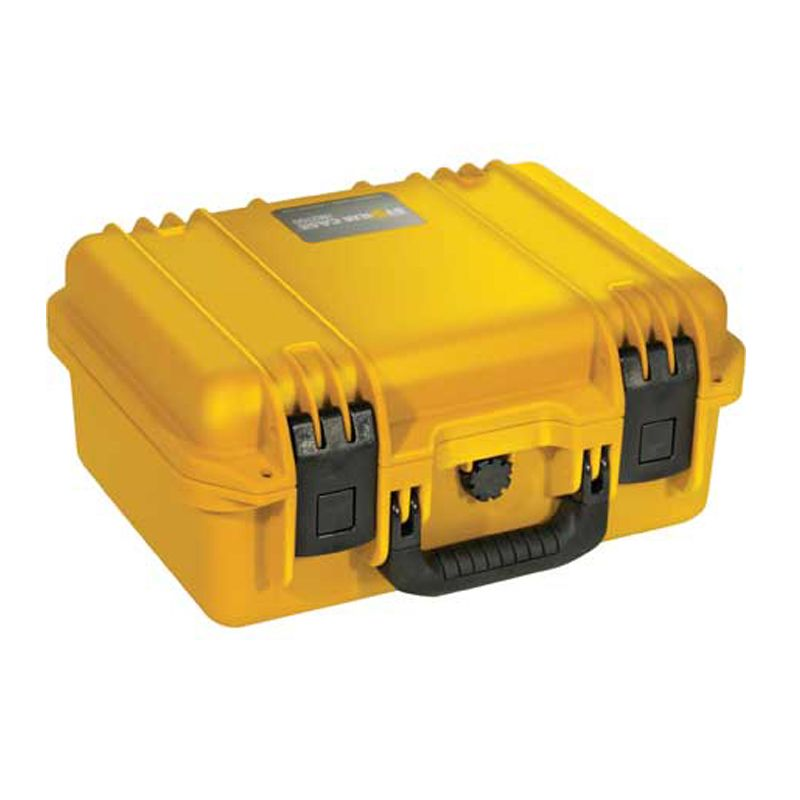 chinook medical gear Pelican iM2100 Storm Case, Yellow (No Foam)