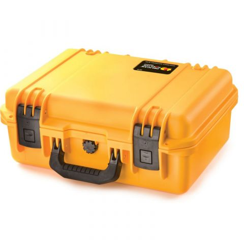 chinook medical gear Pelican iM2200 Storm Case, Yellow (No Foam)