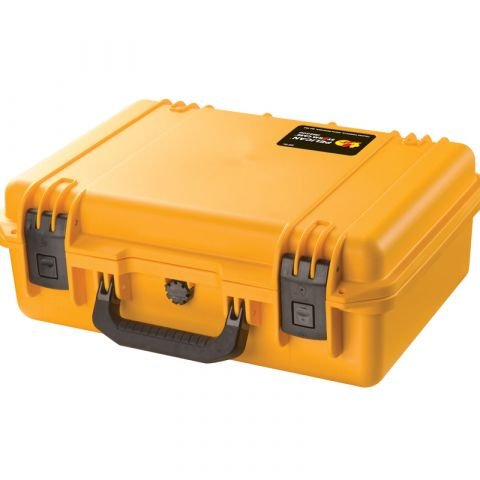 chinook medical gear Pelican iM2300 Storm Case, Yellow (No Foam)