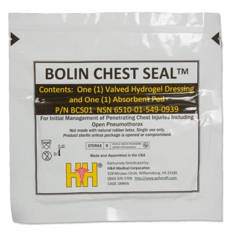 H&H Medical Bolin Chest Seal