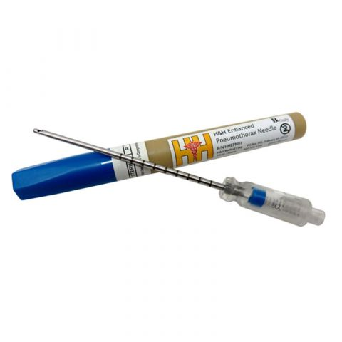 H&H Medical Enhanced Pneumothorax Needle