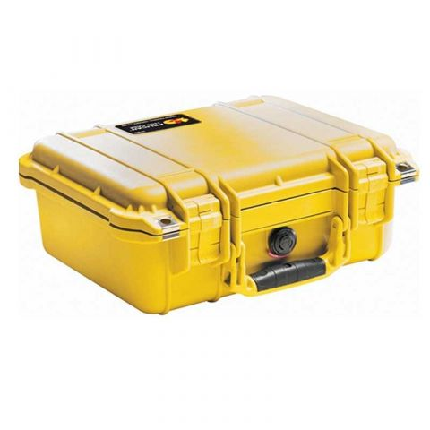 Pelican 1400 Equipment Protector Case (No Foam)