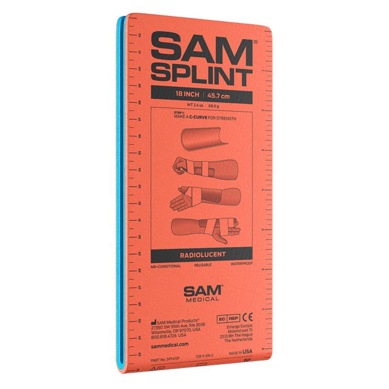 SAM Medical SAM Splint - 18