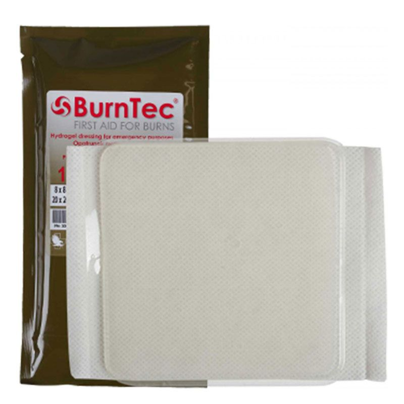 North American Rescue BurnTec Burn Dressing, 8