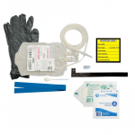 Low Titer Collection Tactical Medical Module