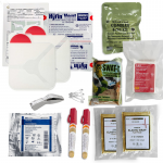 K9 Harness Kit - Law Enforcement Medical Module - Contents