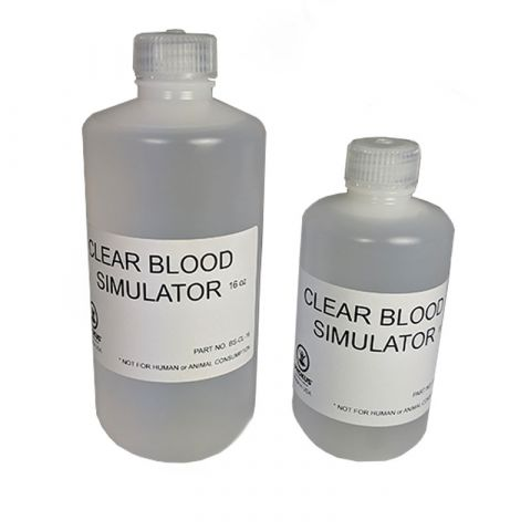 Clear Blood Solution