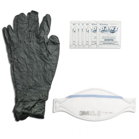 Personal Protective Equipment Kit, Basic (TMM-PPE, Basic)