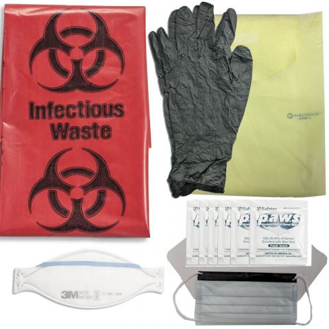 Personal Protection Equipment Kit, Advanced (TMM-PPE, Advanced)