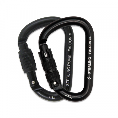sterling ropes products Sterling Falcon Carabiner