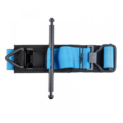 TacMed Solutions GEN 4 SOFTT-W Tourniquet, Blue Trainer