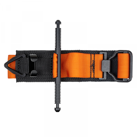 TacMed Solutions GEN 4 SOFTT-W Tourniquet, Rescue Orange