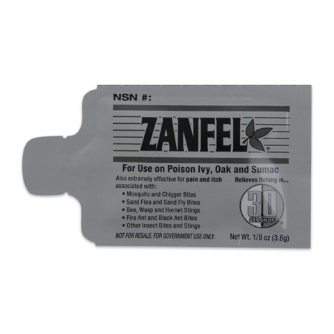 Zanfel Laboratories, Inc. Zanfel Poison Ivy, Oak & Sumac Wash