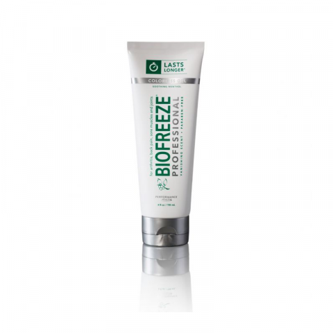 Performance Health Solutions BIOFREEZE, Professional GEL, 4oz Colorless