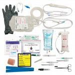 Field Blood Transfusion Kit-FTX (TMM-FBTK-FTX) Contents
