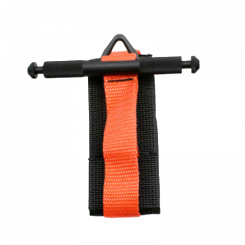TacMed Solutions SOF Tactical Tourniquet, Orange