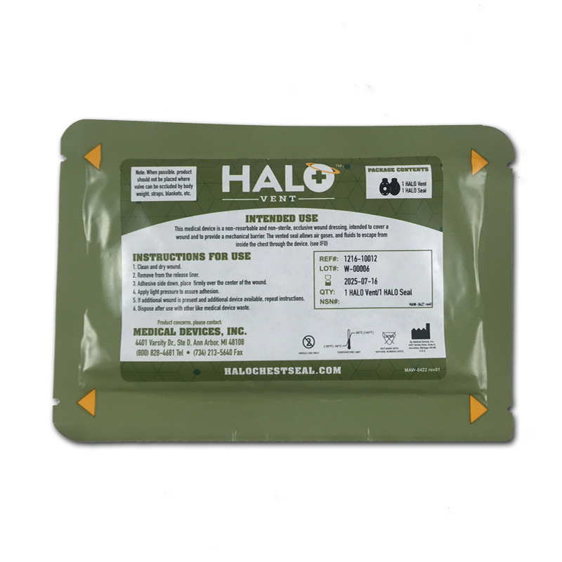 HALO Vent Combo Pack IFAK