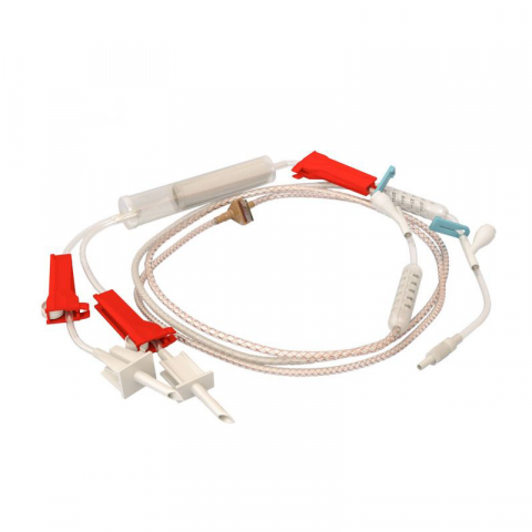 Quantum Thermal Blood Transfusion Set (TTS-B), Pack of 2