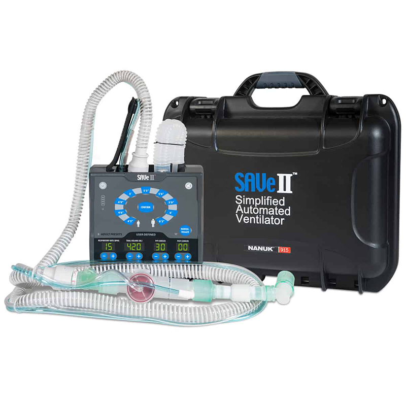 SAVe II Ventilator Kit