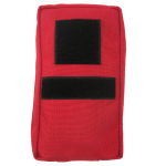 Personal Aid Pouch - Red Front