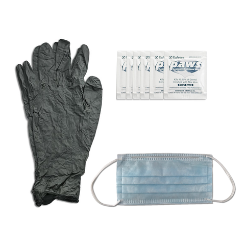 Chinook Medical Gear, Inc. Personal Protective Equipment Kit, Basic (TMM-PPE, Basic)