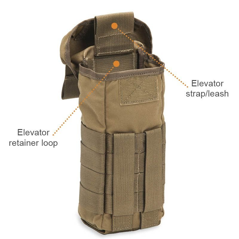 Chinook Medical Gear, Inc. Gen 1 IFAK Pouch (Empty)