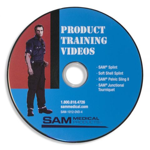 SAM Medical SAM Splint DVD